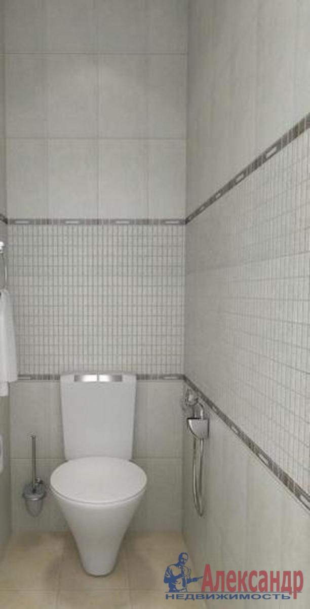 4-комнатная квартира (180м2) в аренду по адресу Крестовский пр., 4— фото 7 из 7