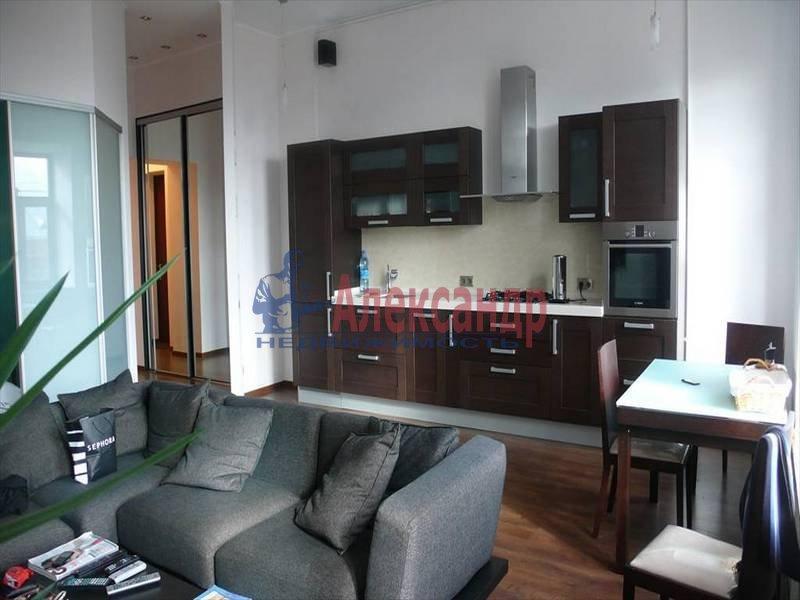 2-комнатная квартира (75м2) в аренду по адресу Большая Конюшенная ул., 3— фото 9 из 14