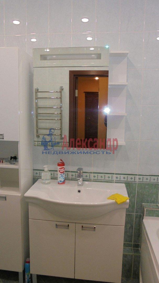 1-комнатная квартира (42м2) в аренду по адресу Выборгское шос., 23— фото 5 из 7