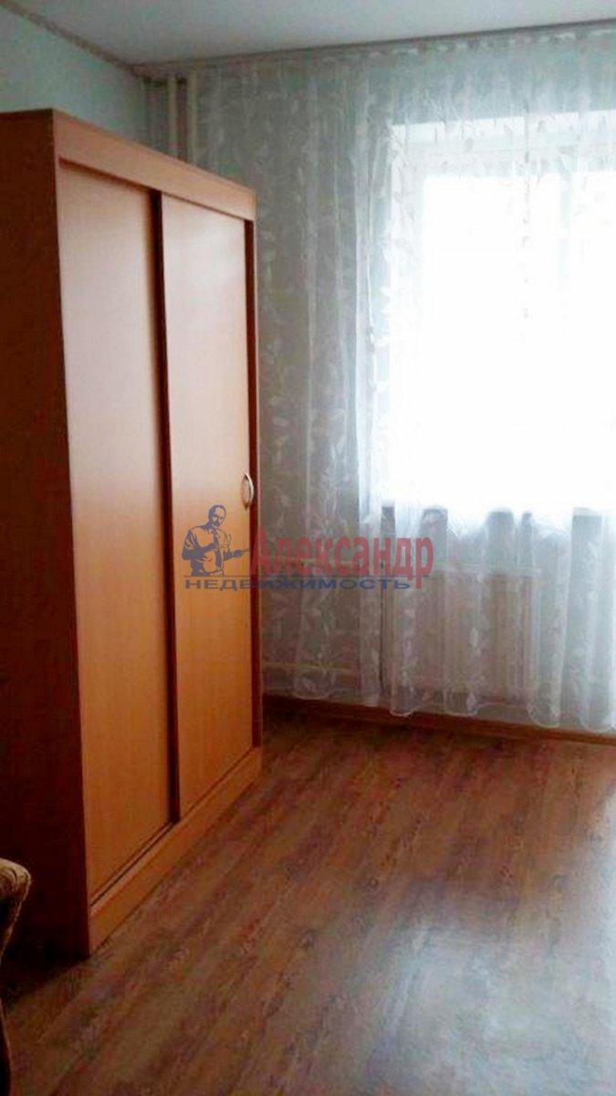 1-комнатная квартира (35м2) в аренду по адресу Парголово пос., Валерия Гаврилина ул., 5— фото 2 из 6