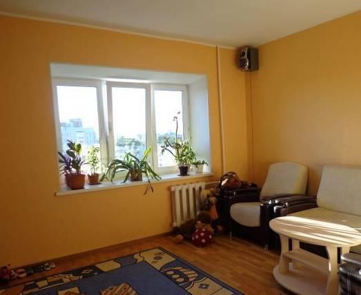 1-комнатная квартира (35м2) в аренду по адресу Латышских Стрелков ул., 7— фото 2 из 5