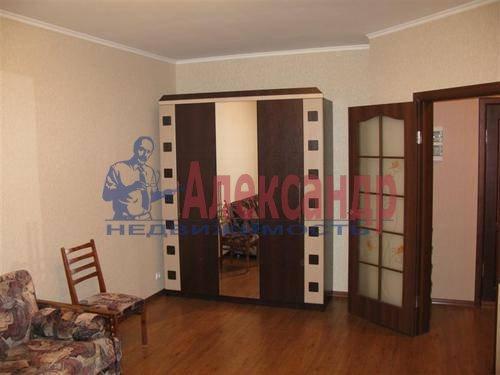 1-комнатная квартира (39м2) в аренду по адресу Художников пр., 17— фото 7 из 7