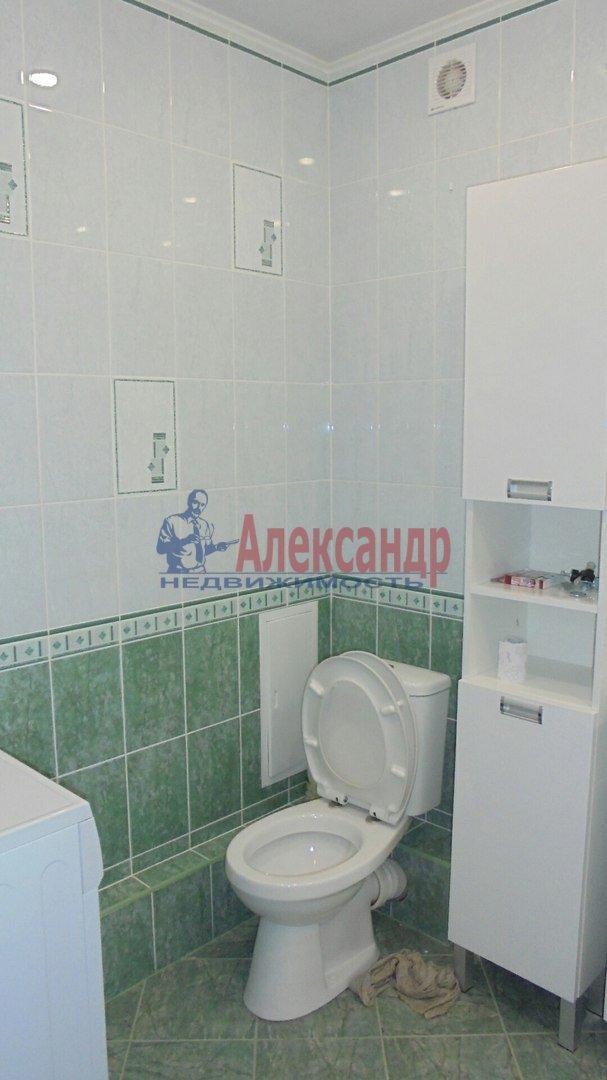 1-комнатная квартира (42м2) в аренду по адресу Выборгское шос., 23— фото 6 из 7