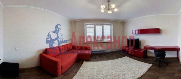 1-комнатная квартира (40м2) в аренду по адресу Народного Ополчения пр., 10— фото 4 из 10