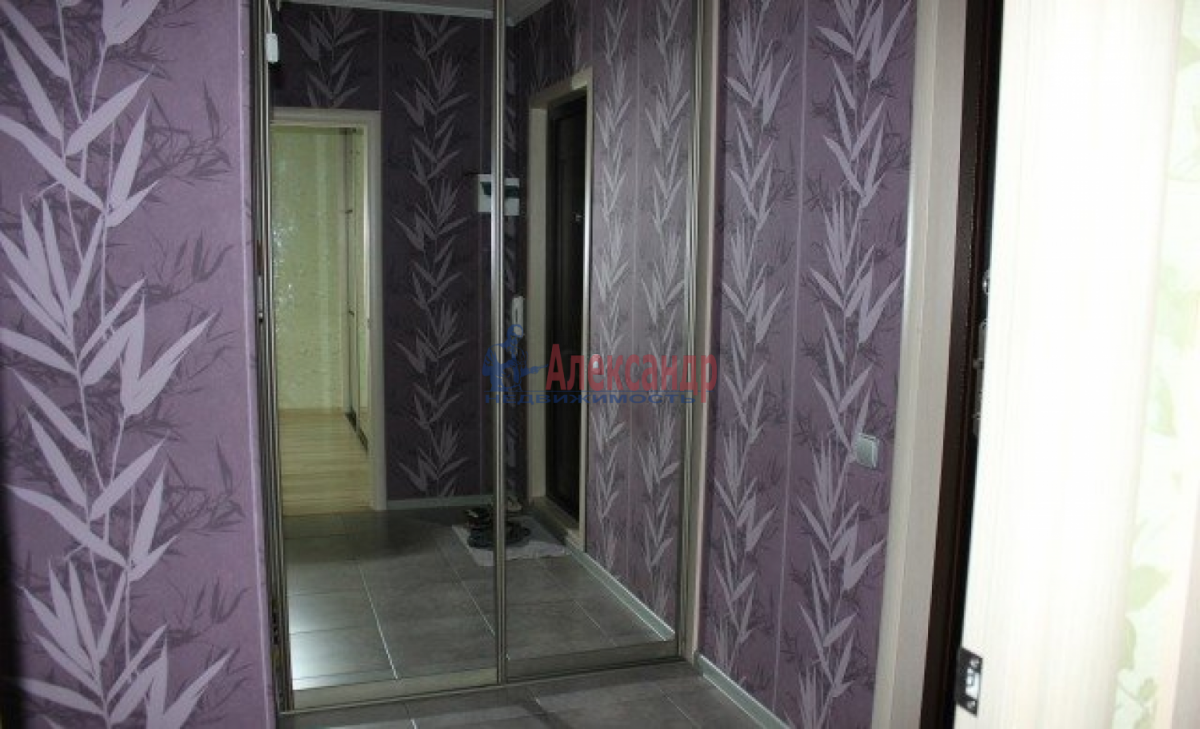 1-комнатная квартира (35м2) в аренду по адресу Белградская ул., 6— фото 4 из 4