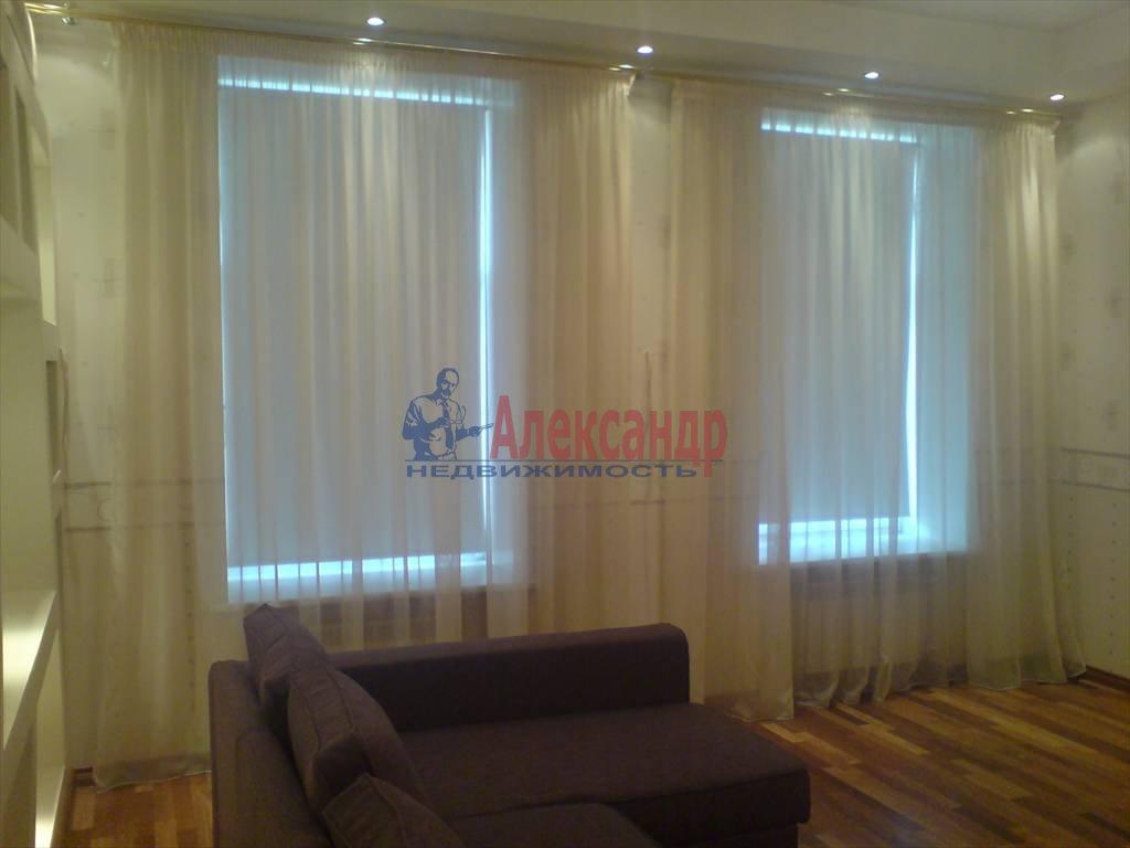 4-комнатная квартира (126м2) в аренду по адресу Лиговский пр., 58— фото 7 из 9