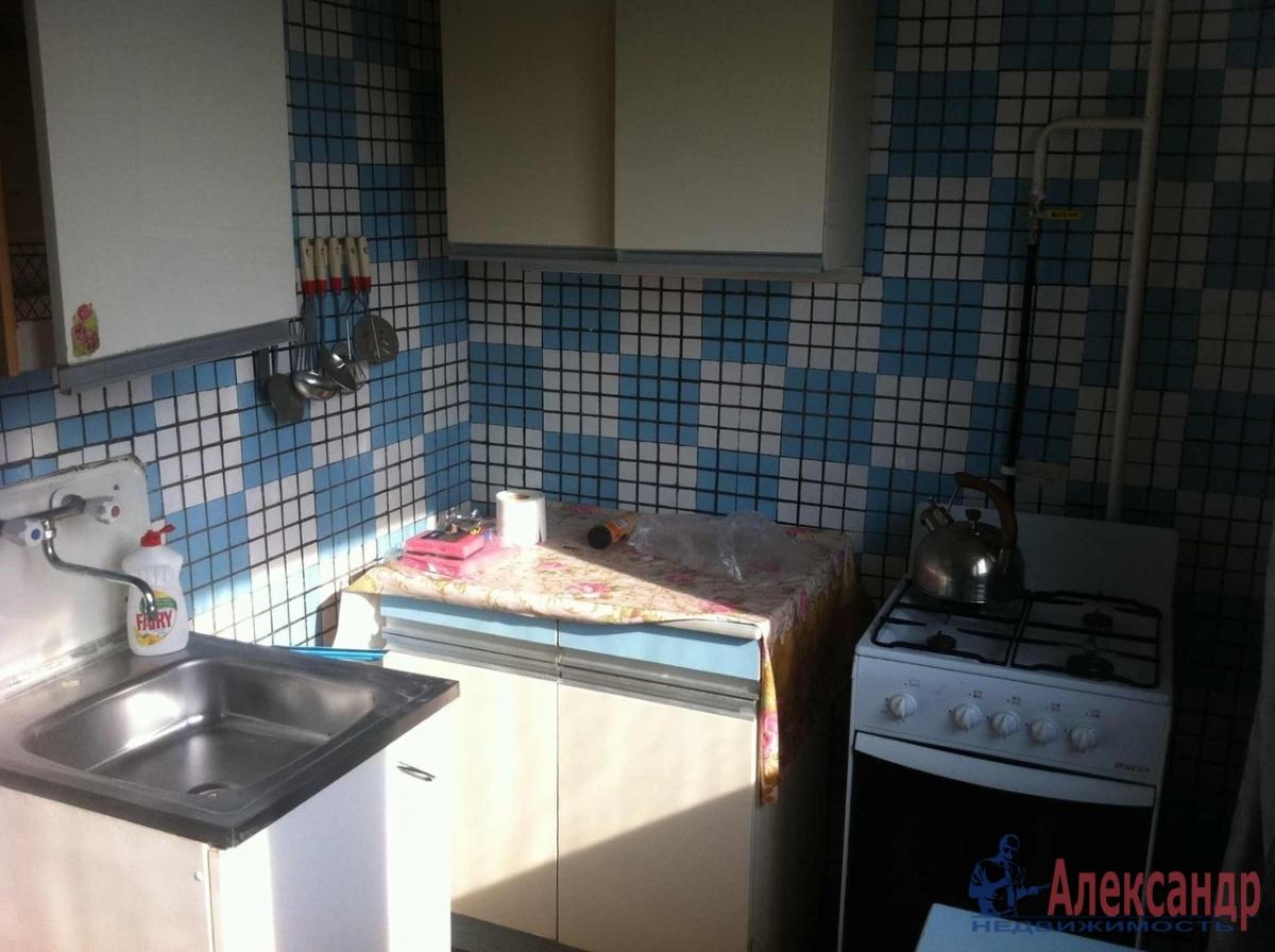 1-комнатная квартира (31м2) в аренду по адресу Художников пр., 24— фото 3 из 3
