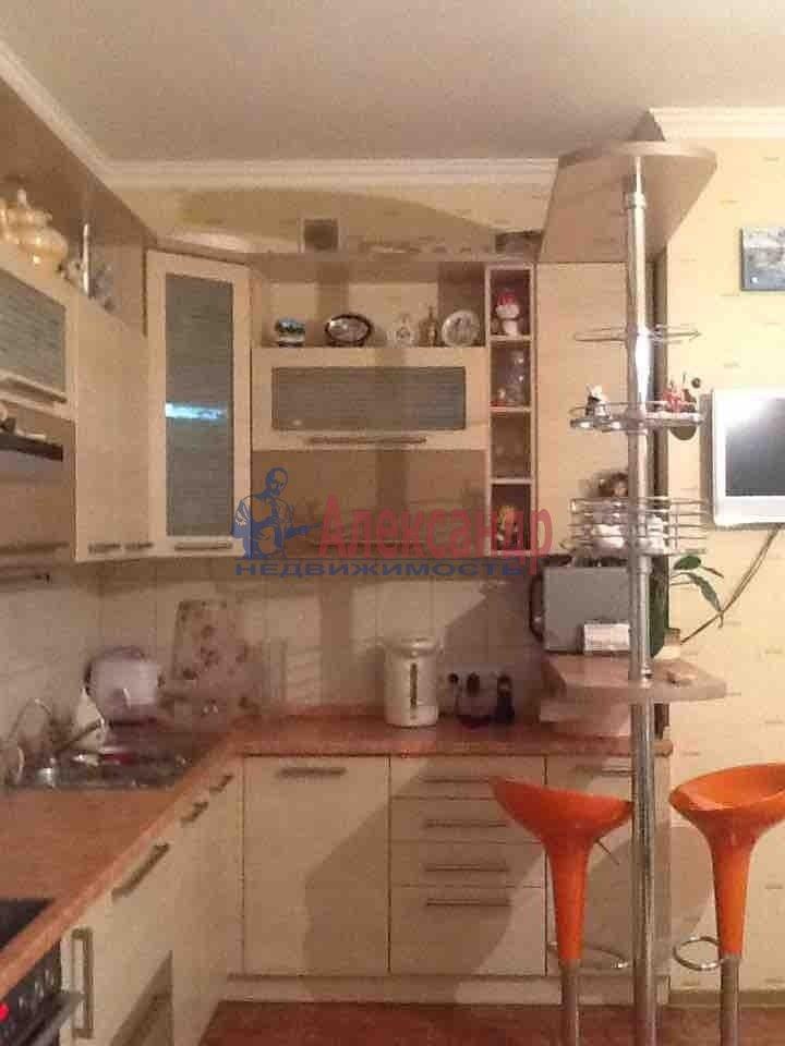 1-комнатная квартира (45м2) в аренду по адресу Гражданский пр., 88— фото 1 из 2