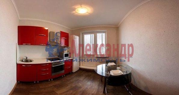 1-комнатная квартира (40м2) в аренду по адресу Народного Ополчения пр., 10— фото 6 из 10