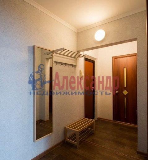 1-комнатная квартира (40м2) в аренду по адресу Народного Ополчения пр., 10— фото 7 из 10