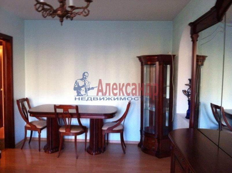 3-комнатная квартира (105м2) в аренду по адресу Малая Конюшенная ул., 5— фото 2 из 5