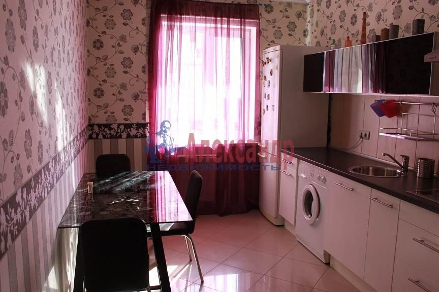 1-комнатная квартира (41м2) в аренду по адресу Выборгское шос., 27— фото 5 из 9