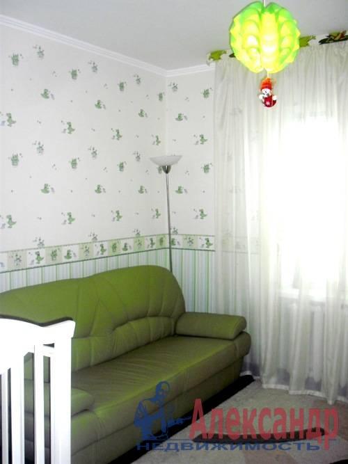 3-комнатная квартира (93м2) в аренду по адресу Боткинская ул., 15— фото 2 из 14