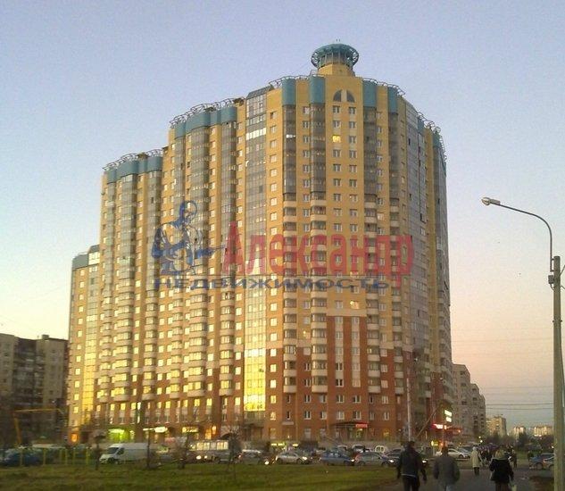 Комната в 2-комнатной квартире (61м2) в аренду по адресу Российский пр., 8— фото 2 из 2