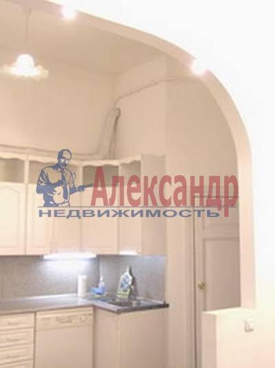 2-комнатная квартира (75м2) в аренду по адресу Миллионная ул.— фото 4 из 5