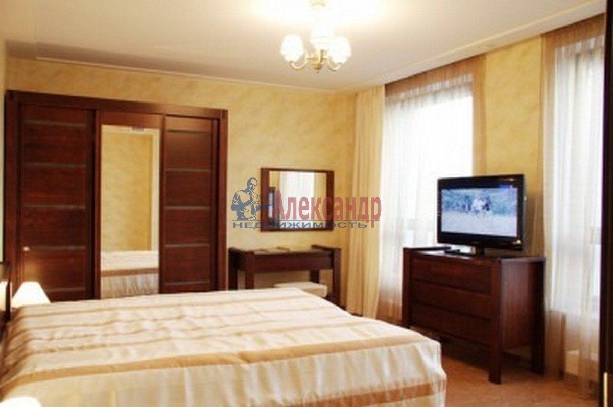 1-комнатная квартира (60м2) в аренду по адресу Малый П.С. пр., 16— фото 1 из 5