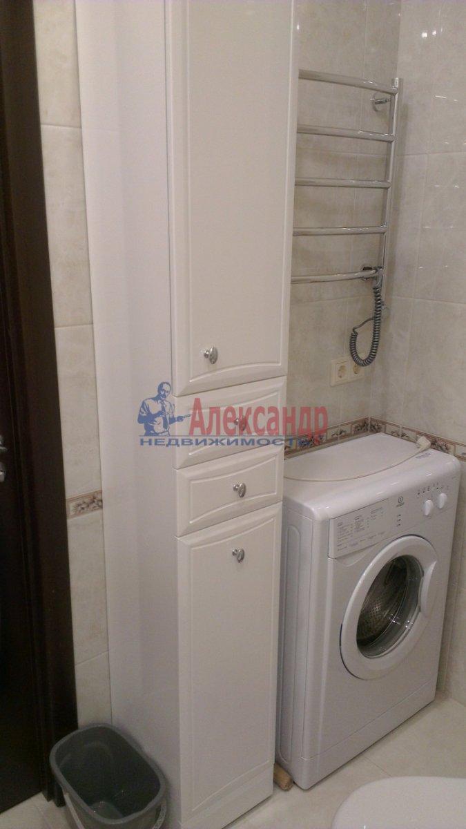 1-комнатная квартира (41м2) в аренду по адресу Полтавская ул., 4— фото 7 из 9