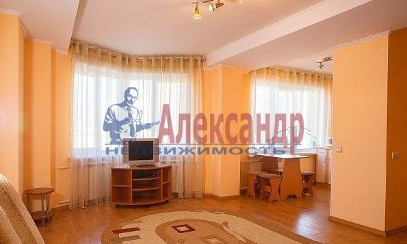 2-комнатная квартира (54м2) в аренду по адресу Коллонтай ул., 14— фото 1 из 5