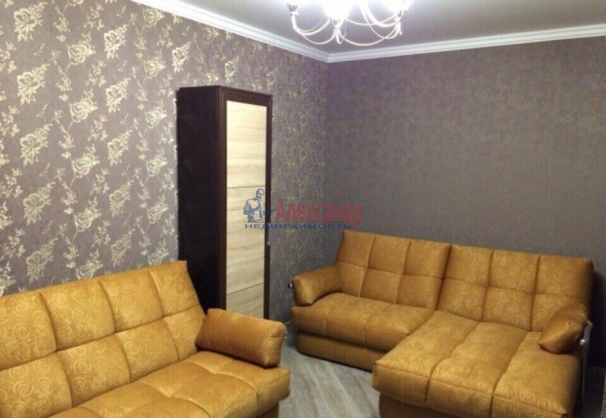 1-комнатная квартира (48м2) в аренду по адресу Маршала Жукова пр., 36— фото 6 из 6