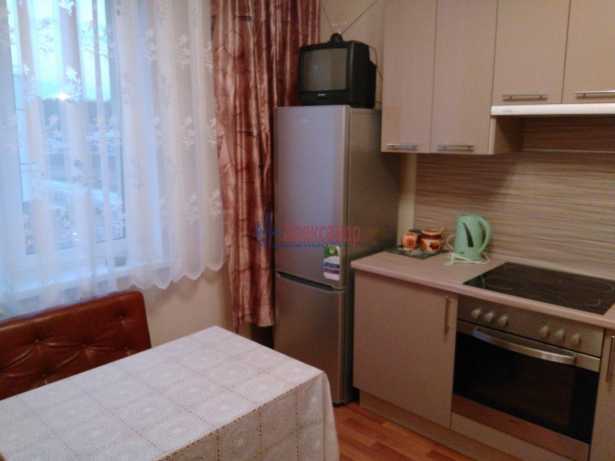 1-комнатная квартира (37м2) в аренду по адресу Юнтоловский пр., 49— фото 5 из 9