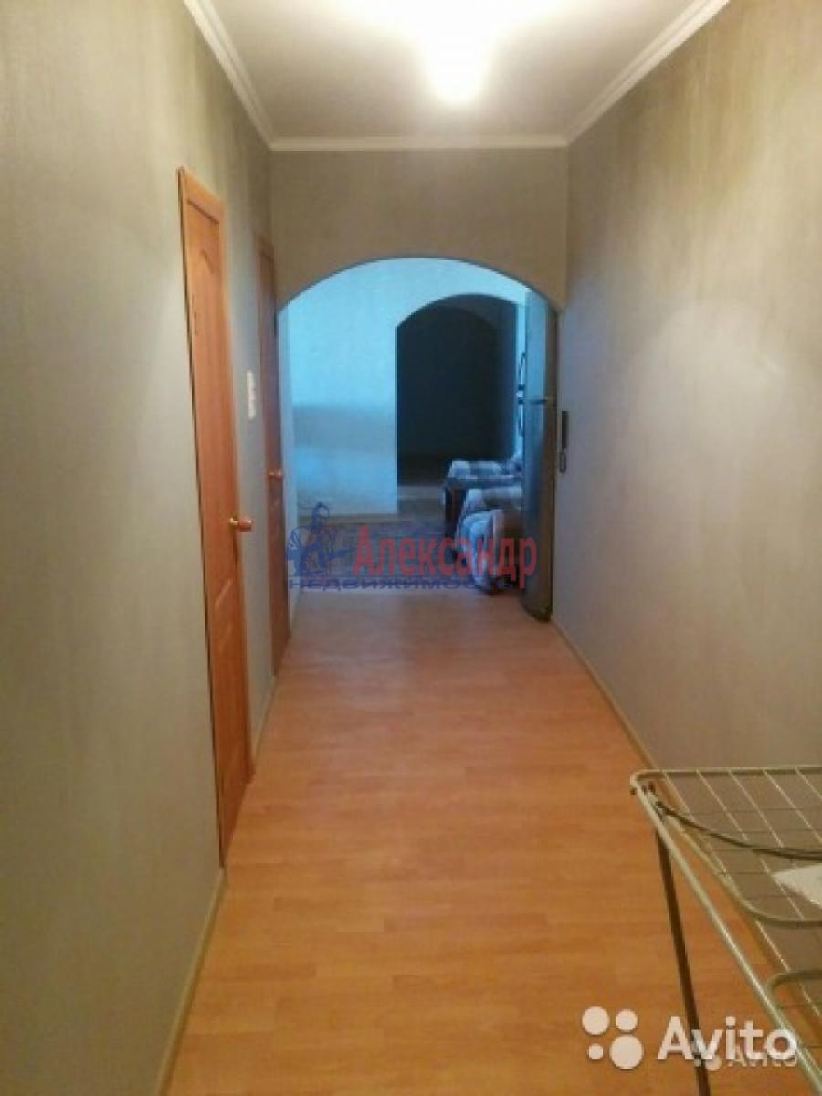 3-комнатная квартира (80м2) в аренду по адресу Ленинский пр., 118— фото 5 из 10