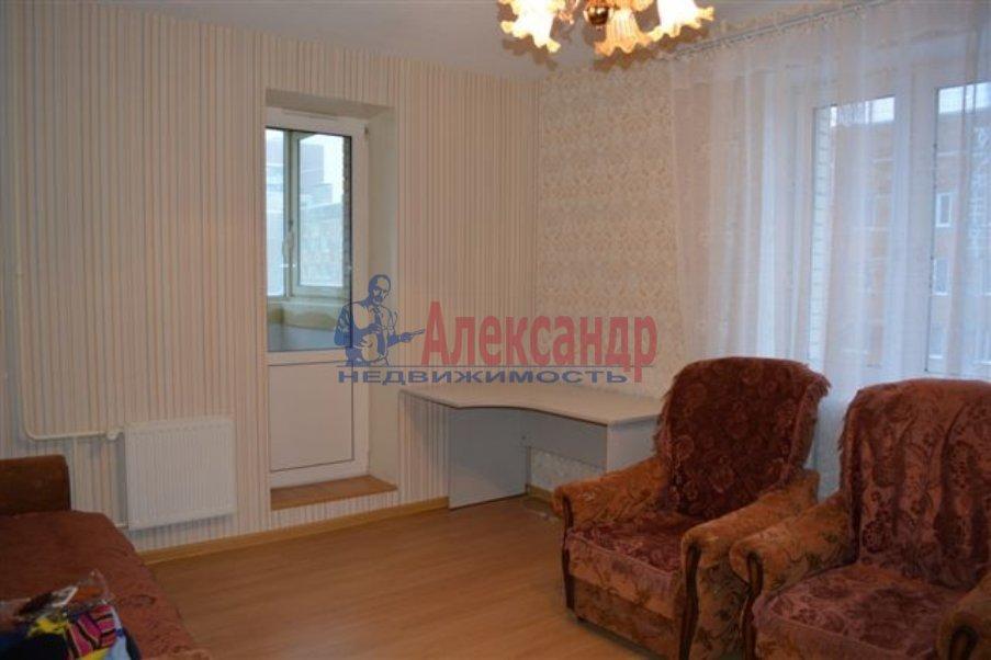 1-комнатная квартира (40м2) в аренду по адресу Хлопина ул., 7— фото 1 из 4