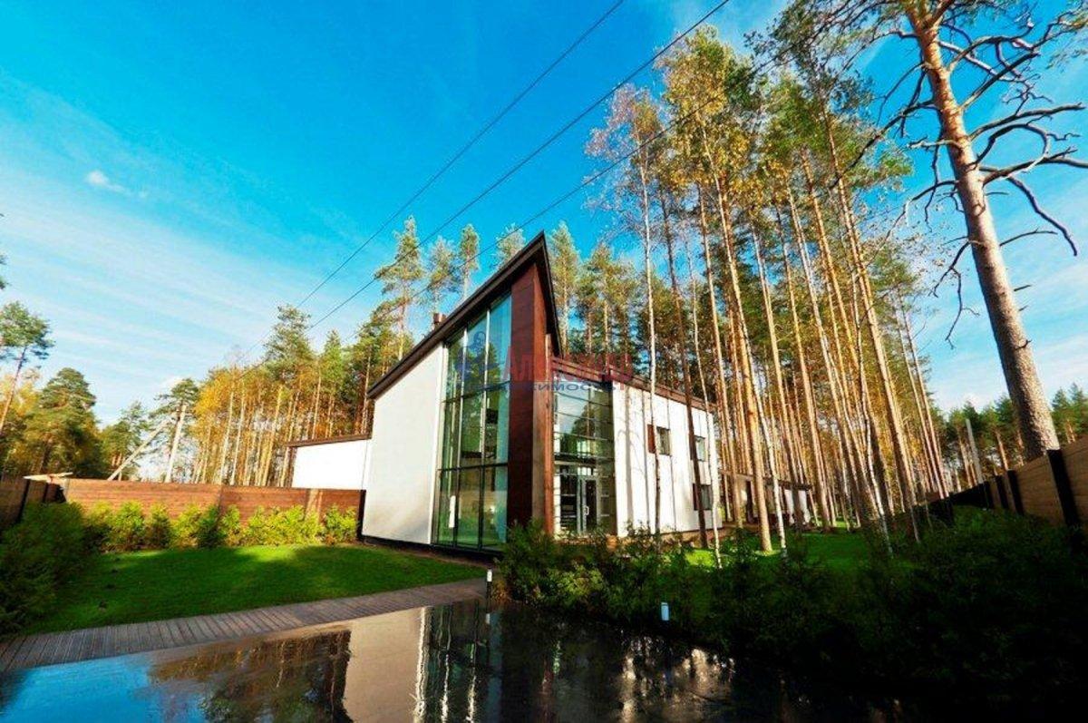 Дом (250м2) в аренду — фото 1 из 9