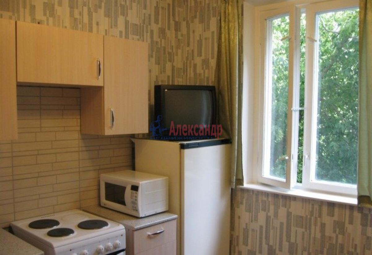 1-комнатная квартира (37м2) в аренду по адресу Будапештская ул., 28— фото 1 из 7