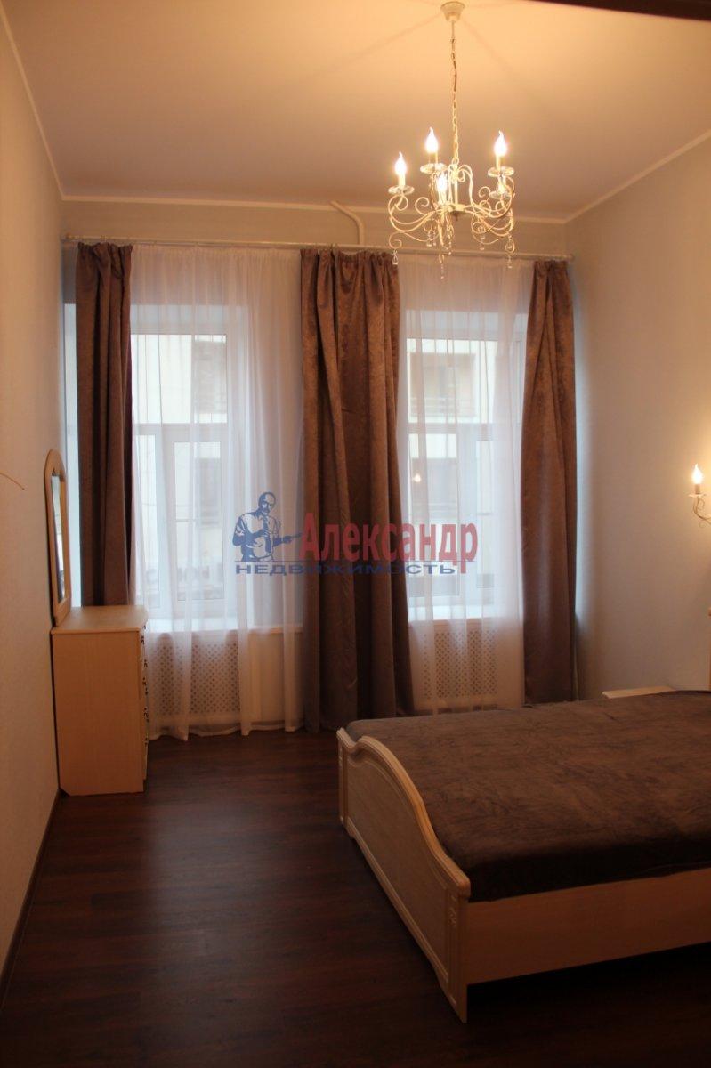 1-комнатная квартира (40м2) в аренду по адресу Ждановская наб., 7— фото 1 из 4