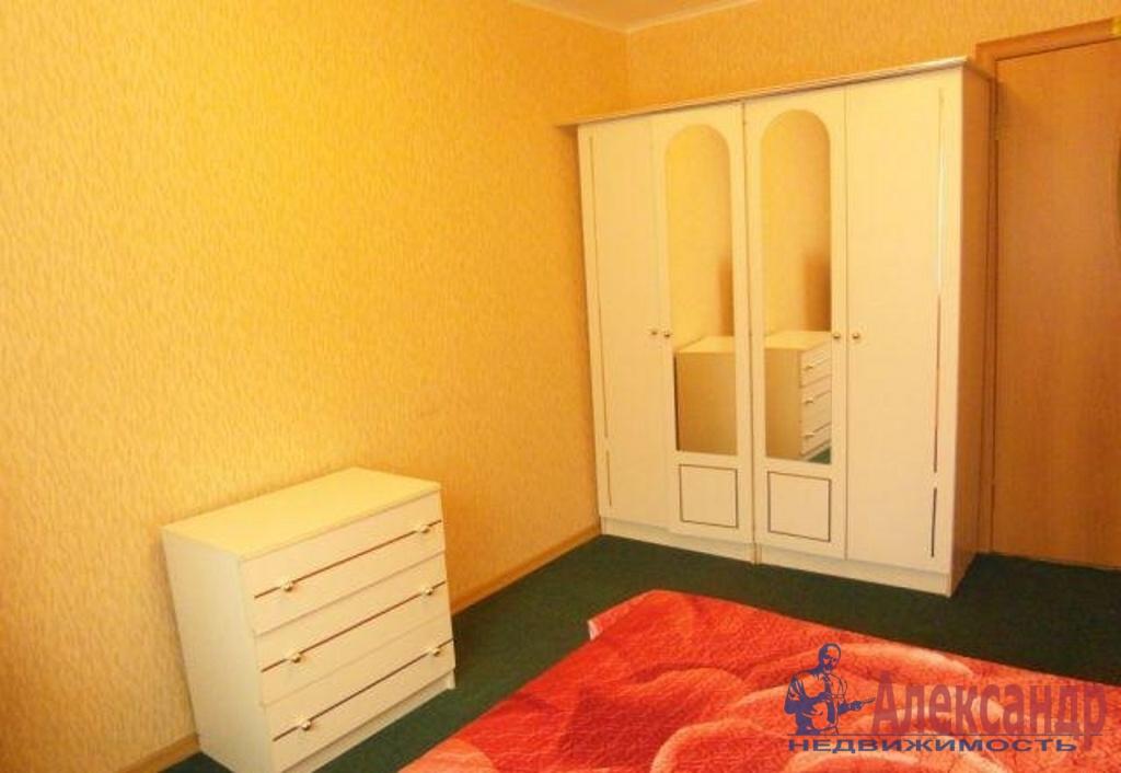 1-комнатная квартира (36м2) в аренду по адресу 2 Муринский пр., 41— фото 2 из 4