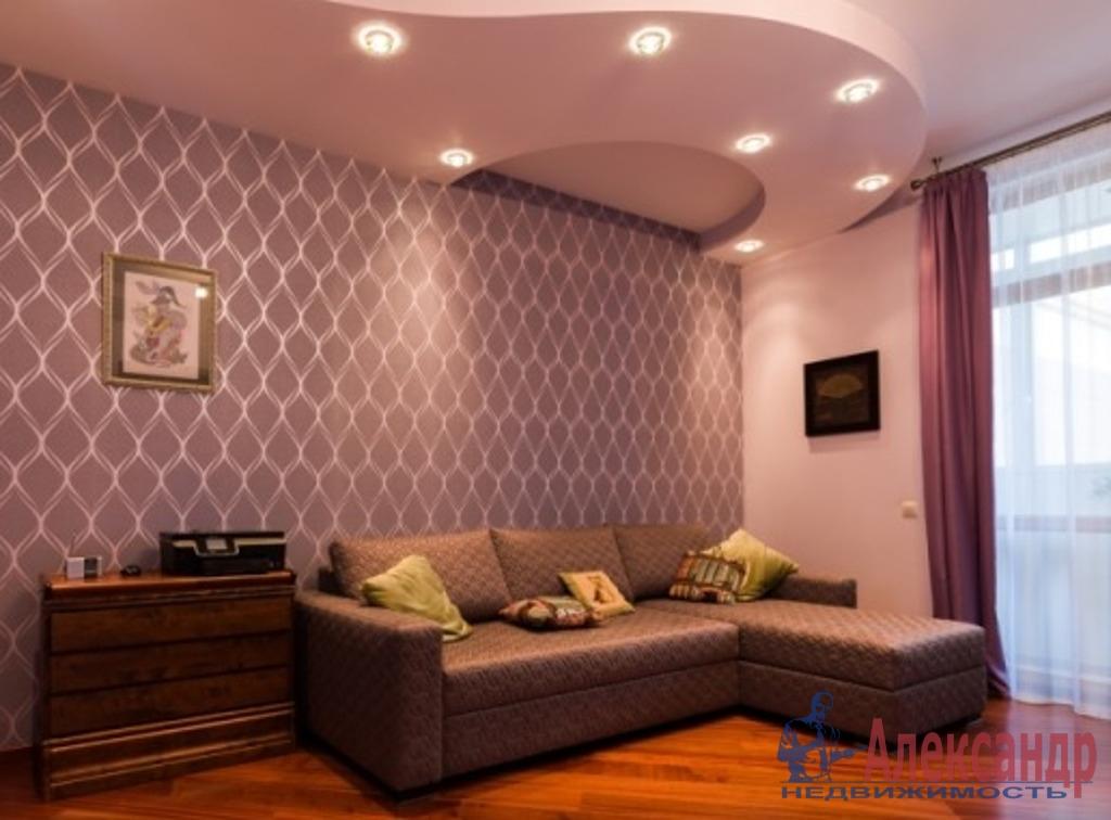 1-комнатная квартира (45м2) в аренду по адресу Маршала Жукова пр., 48— фото 1 из 3