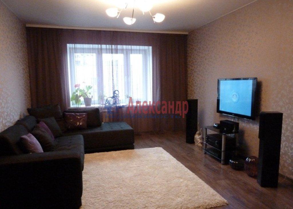 1-комнатная квартира (39м2) в аренду по адресу Славы пр., 51— фото 1 из 3