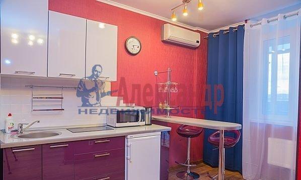 1-комнатная квартира (40м2) в аренду по адресу Просвещения просп., 99— фото 1 из 3