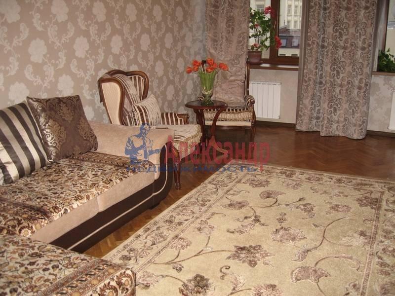 3-комнатная квартира (82м2) в аренду по адресу Правды ул., 12— фото 5 из 22