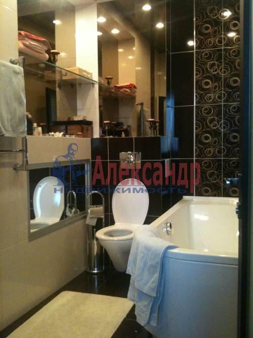 2-комнатная квартира (78м2) в аренду по адресу Приморский пр., 137— фото 4 из 10