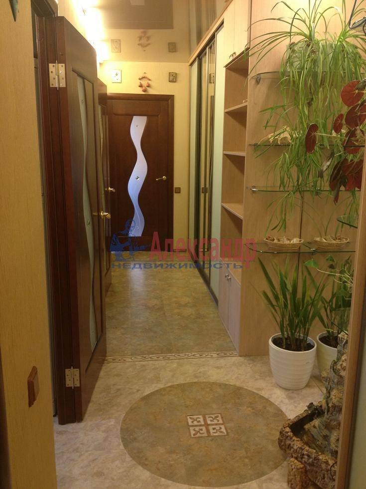 2-комнатная квартира (60м2) в аренду по адресу Испытателей пр., 6— фото 4 из 16