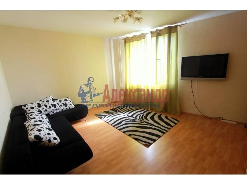 1-комнатная квартира (45м2) в аренду по адресу Матроса Железняка ул., 57— фото 1 из 5