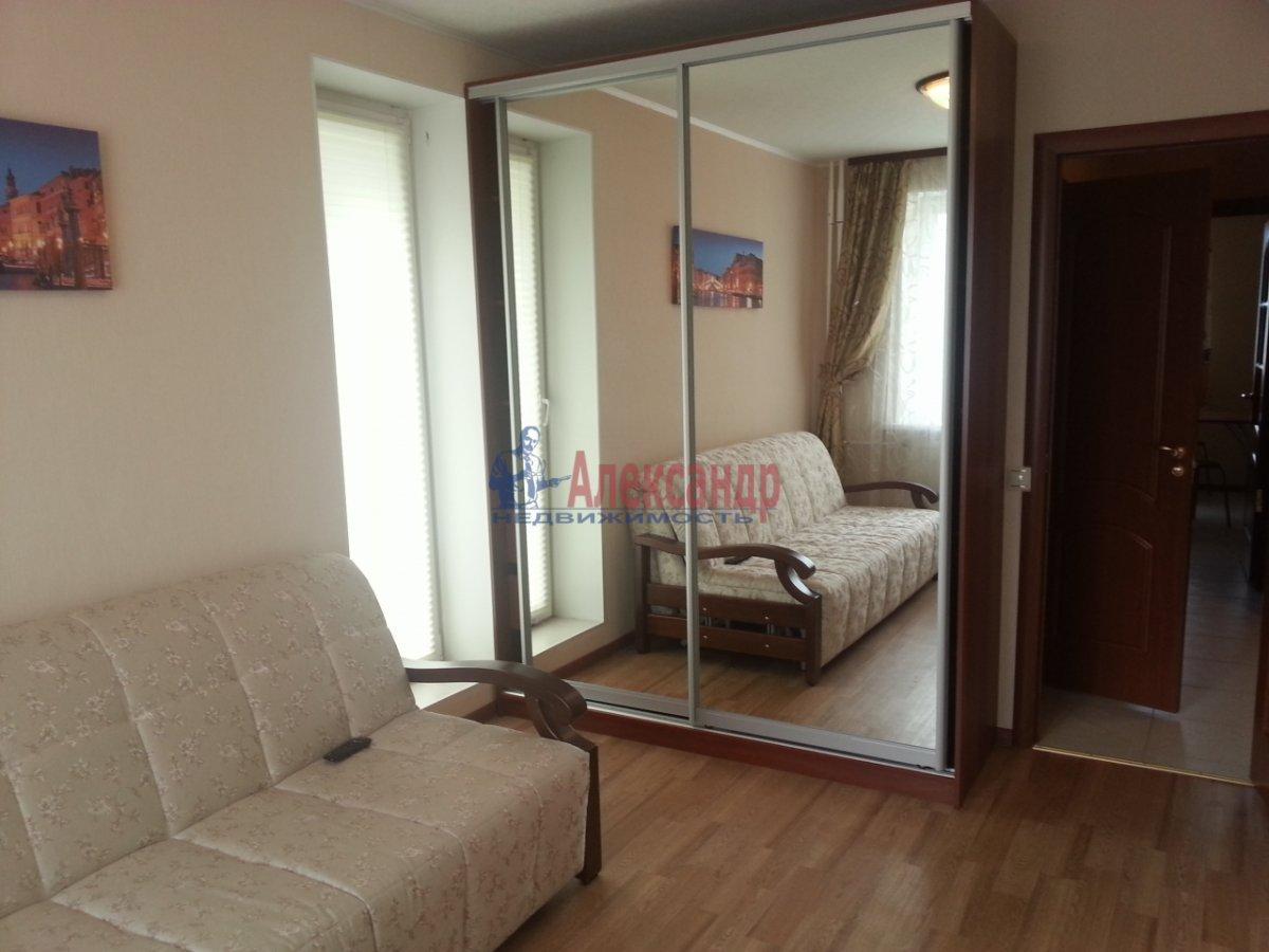 2-комнатная квартира (56м2) в аренду по адресу Асафьева ул., 5— фото 5 из 7