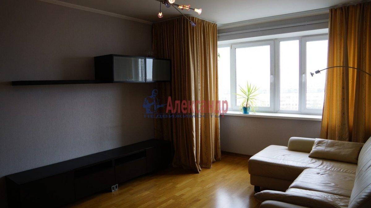 1-комнатная квартира (45м2) в аренду по адресу Энгельса пр., 134— фото 2 из 7