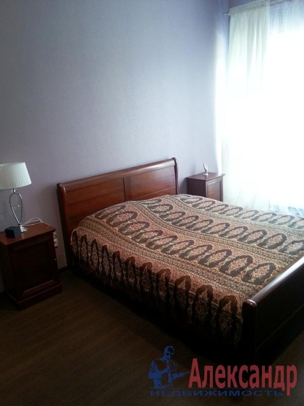 3-комнатная квартира (90м2) в аренду по адресу Петергофское шос., 57— фото 8 из 10