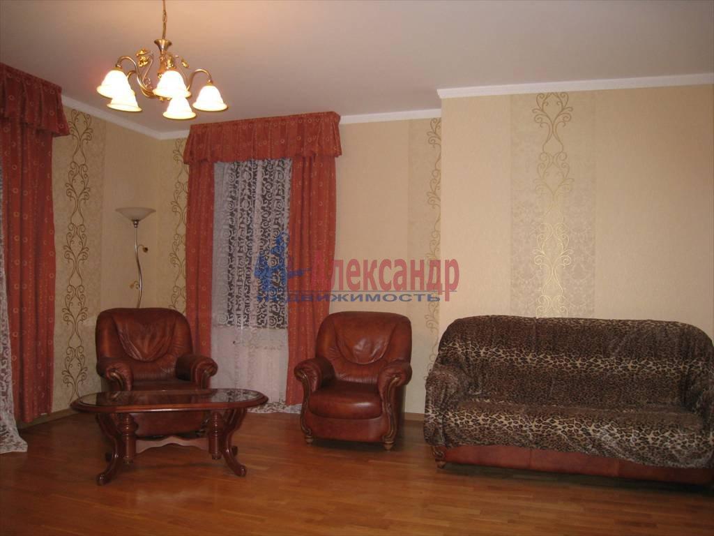 5-комнатная квартира (190м2) в аренду по адресу Мичуринская ул., 4— фото 1 из 12