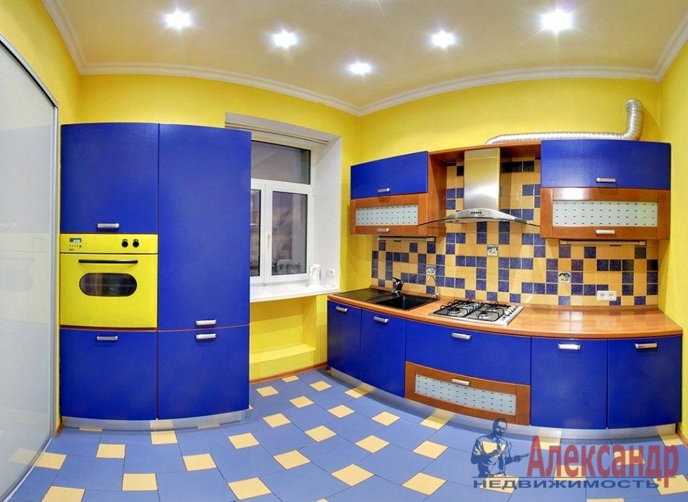 1-комнатная квартира (40м2) в аренду по адресу Островского пл., 9— фото 1 из 4