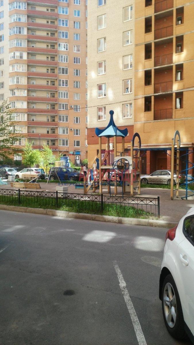 2-комнатная квартира (57м2) в аренду по адресу Ленинский пр., 109— фото 2 из 10