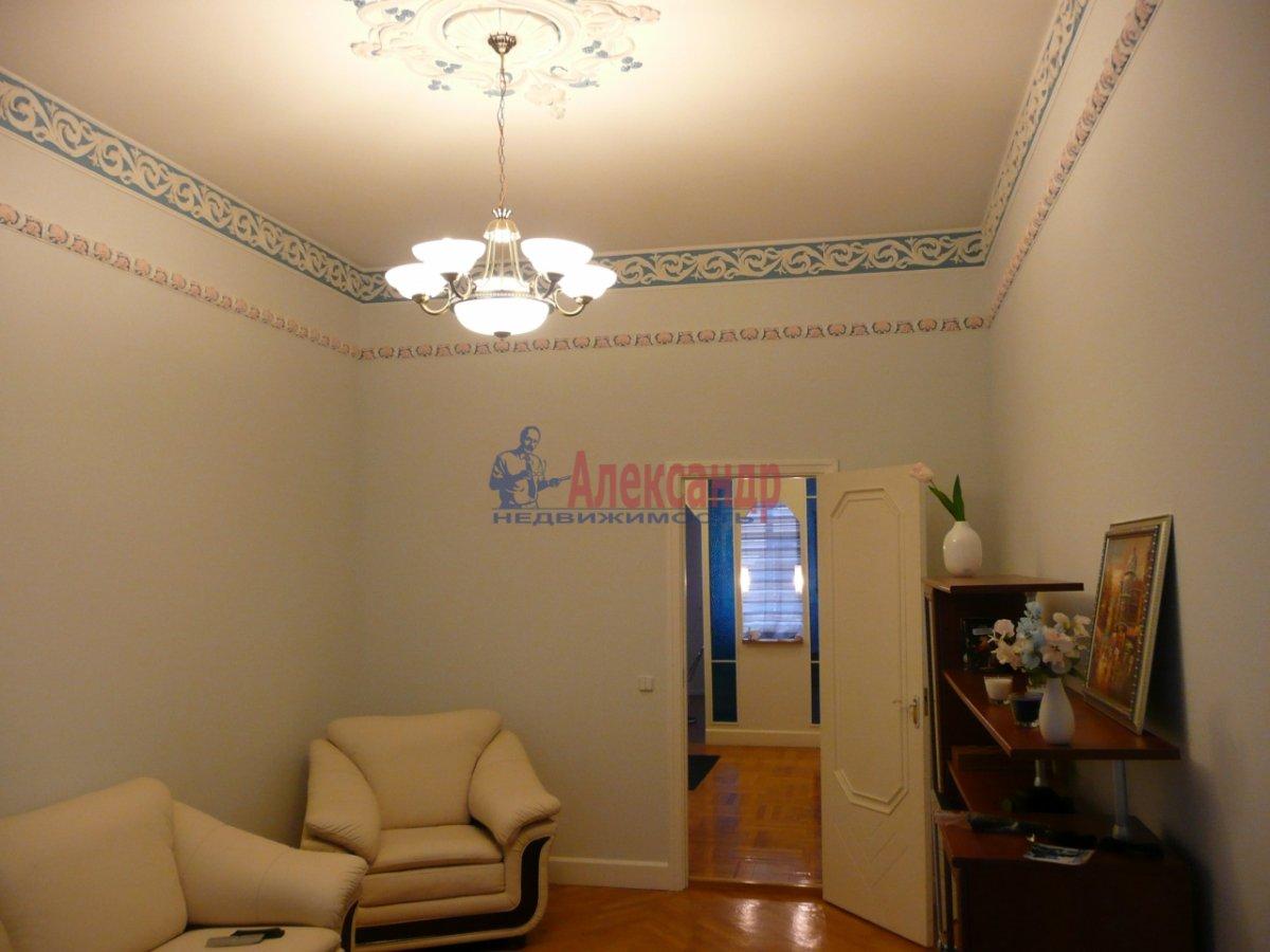 2-комнатная квартира (67м2) в аренду по адресу Большая Конюшенная ул., 19— фото 3 из 7