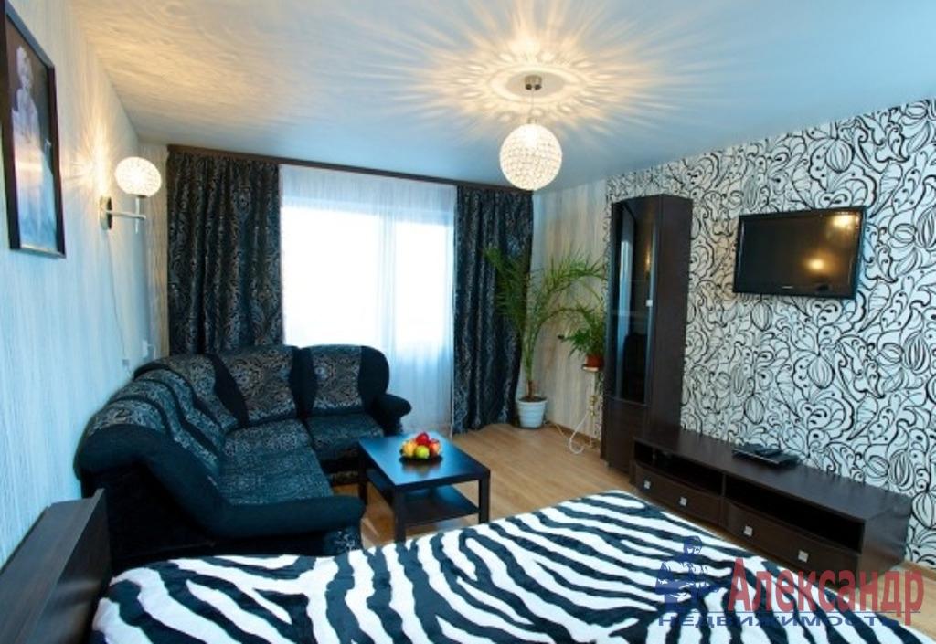 1-комнатная квартира (48м2) в аренду по адресу Пулковское шос., 14— фото 1 из 4