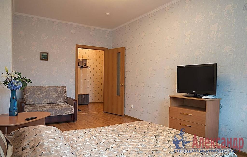 1-комнатная квартира (47м2) в аренду по адресу Белорусская ул., 4— фото 1 из 3