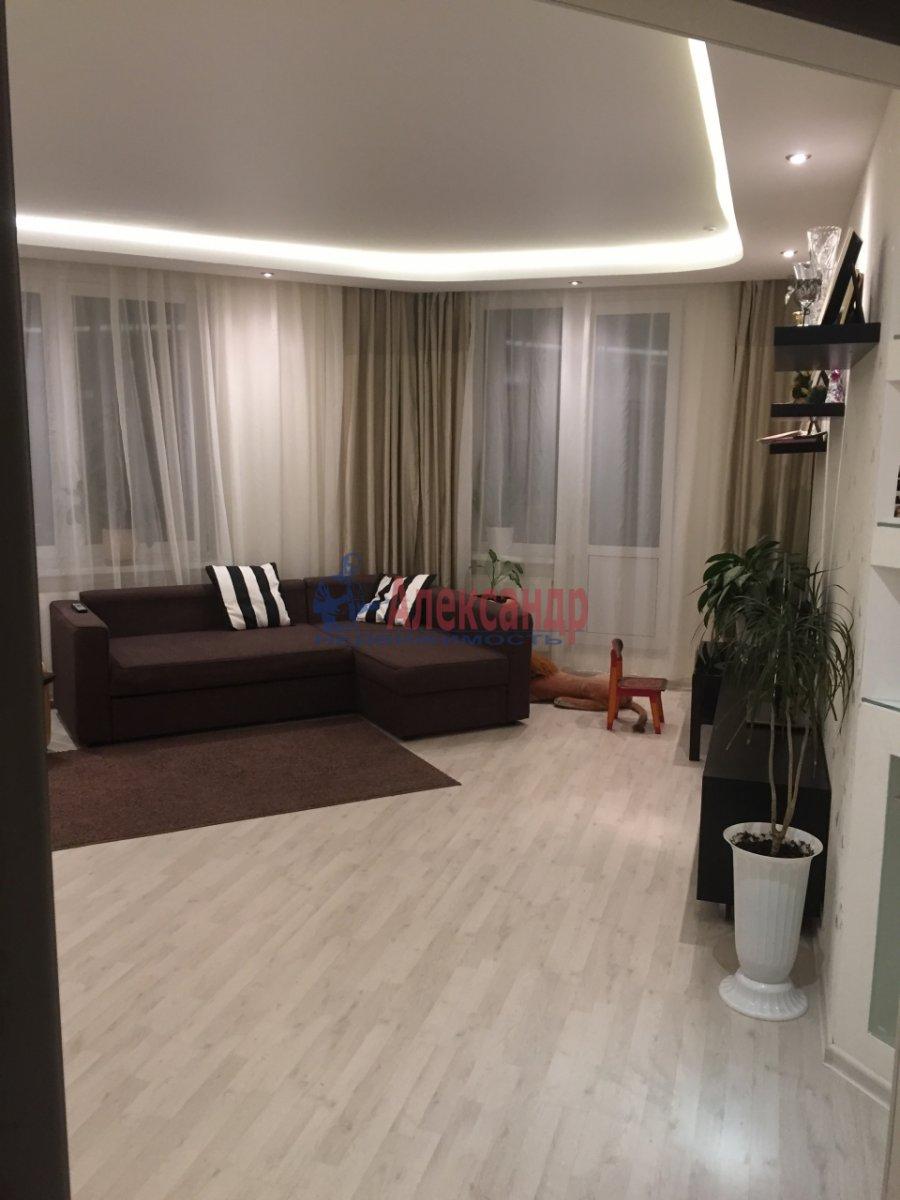 3-комнатная квартира (89м2) в аренду по адресу Гжатская ул., 22— фото 3 из 17