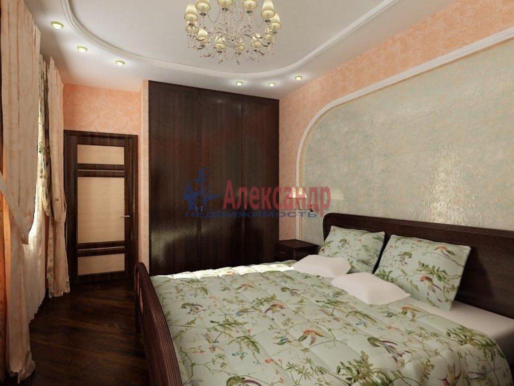3-комнатная квартира (102м2) в аренду по адресу Энгельса пр., 140— фото 2 из 2