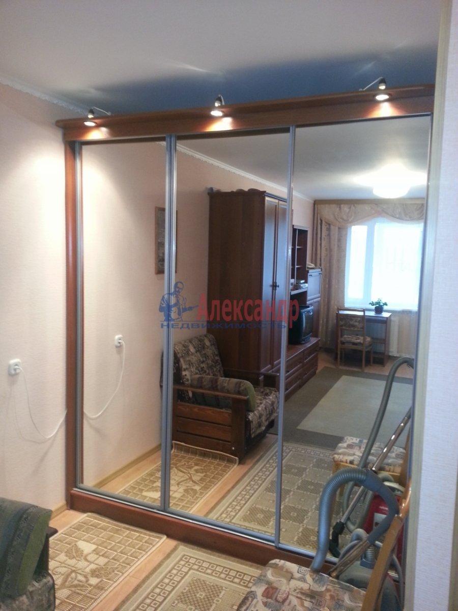 1-комнатная квартира (41м2) в аренду по адресу Авиаконструкторов пр., 34— фото 18 из 24