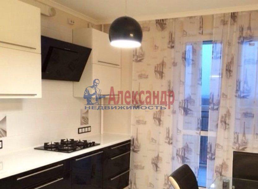 1-комнатная квартира (55м2) в аренду по адресу Варшавская ул., 23— фото 2 из 4